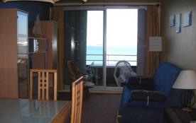 Très agréable studio de 29m² pour 2 personnes au troisième étage avec ascenseur, dans une résiden...