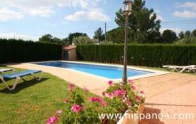 Villa de vacances à louer en Espagne à Ametlla de Mar   mimosa