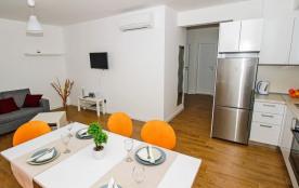 Appartement pour 3 personnes à Makarska