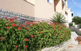 Appartement pour 1 personnes à Pag/Dinjiška