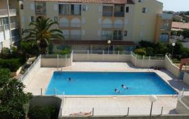 Appartement T3 au troisième et dernier étage dans une résidence avec piscine. Superbe terrasse tr...