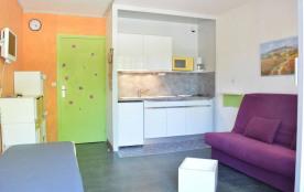 Résidence Escale Port, studio de 21 m² environ pour 4 personnes situé au cœur du premier port de ...