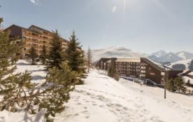 Pierre & Vacances, Les Horizons d'Huez - Appartement 2 pièces 4 personnes Standard