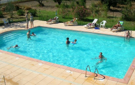 Camping Les Micocouliers, 103 emplacements, 6 locatifs