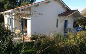 Detached House à MOLIETS PLAGE