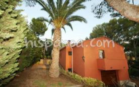 location villa privee proche plage sur Costa Brava pour 6 pers |md-snd