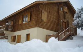Appartement à louer dans un chalet avec sauna