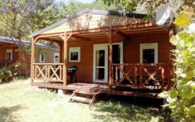 Chalets camping***  maxi 395 € /semaine printemps & automne, Parc Naturel Régional - Murol