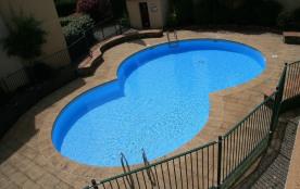 Résidence Les Magnolias - Appartement T3 avec balcon et solarium dans résidence avec piscine.