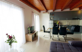 Appartement pour 4 personnes à Maslenica