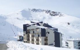 Saint Lary Pla d'adet appart 6 places au pied des pistes