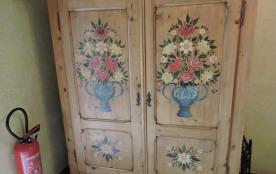 Meuble alsacien datant début 20ème