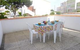 Appartement 2 pièces de 42 m² environ pour 6 personnes située à 400 m de la plage, dans le quarti...