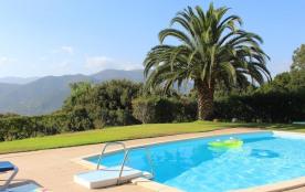 Randonnées et Repos . Villa Piscine - Propriano