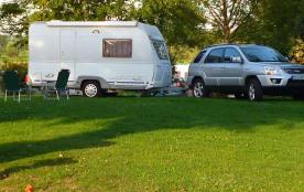 Camping de Tournus, 90 emplacements