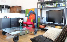 La Rochelle (17) - centre ville. Appartement 3 pièces - 70 m² environ - jusqu'à 4 personnes. Char...