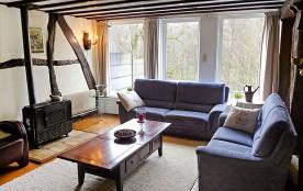 Studio pour 5 personnes à Stoumont- La Gleize