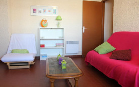 Appartement 2 pièces - 33 m² environ- jusqu'à 4 personnes.