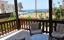Studio pour 4 personnes à Agia Marina village