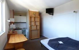 Résidence Les Myrtilles - Appartement studio de 28 m² environ pour 6 personnes.