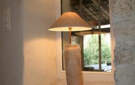 Quel souvenir rappelle cette lampe ?