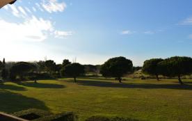 Appartement 2 pièces de 30 m² environ pour 4 personnes, en bordure du golf comme l'indique son no...