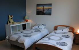 Chambre 4 - 2 enfants - lits en 90 cm