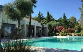 Villa à VALFLAUNES