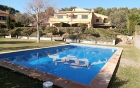 Villa 9 pers proche plage avec piscine