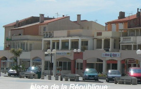 place de la république, quartier village
