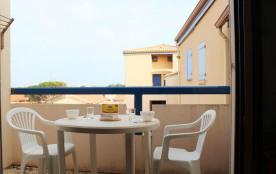 Résidence Les Horizons - Appartement 1 pièce mezzanine situé à 400 m de la plage.