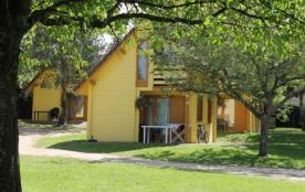Camping du Breuil - Mobil-home Titania