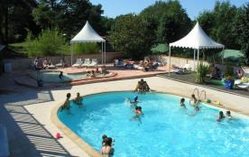 Camping LA RIGOLE, 65 emplacements, 20 locatifs
