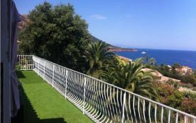 Villa de charme avec une belle vue sur mer