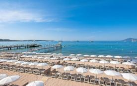 Cannes centre banane, superbe appartement de 40 m2 refait à neuf et tout équipé + terrasse aménagée au calme