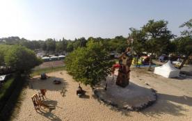 Capfun - Camping LOU PUNTAOU, 218 emplacements, 217 locatifs