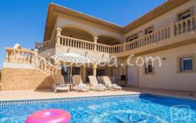 La villa avec piscine sur la Costa Blanca climat