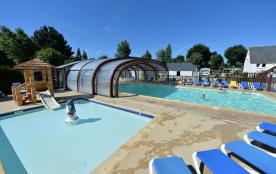 Camping Moulin de Kermaux, 50 emplacements, 110 locatifs