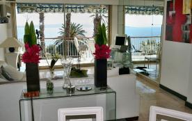 Cannes Californie - appartement superbe vue mer - recommandé vacanciers