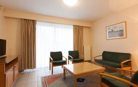 Appartement pour 3 personnes à Oostduinkerke