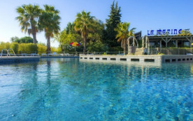 Camping la Marine 4* - Mobilhome Relax 6pers 3 chambres