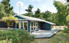 Maison pour 3 personnes à Åkirkeby