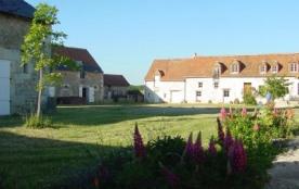 gite rural de Touraine au coeur des Châteaux de la Loire - Saint-Épain