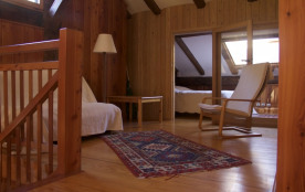 mezzanine et chambre