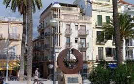 Appartement pour 2 personnes à Sitges