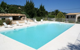 Location mini-villa dans Résidence  Sainte-Lucie de Porto-Vecchio . Baie de Tarco