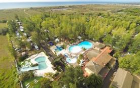 Camping Sandaya Blue Bayou, 218 emplacements, 390 locatifs
