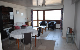 Appartement spacieux sur la digue de mer, max 6p