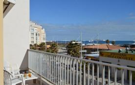 Cap d'Agde (34) - Quartier Plage du Môle - Résid