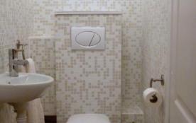 WC Suspendu séparé